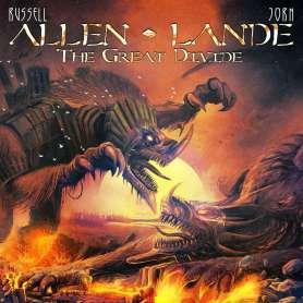 ALLEN/LANDE - The Great Divide - Cd