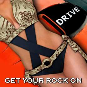 X-DRIVE - Get Your Rock On...