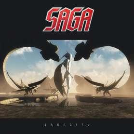 SAGA - Sagacity 2CD