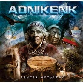 AONIKENK - Sentir Metalero