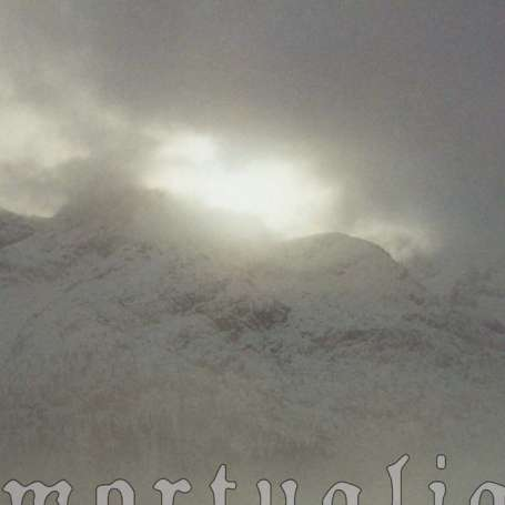 MORTUALIA - Mortualia - CD