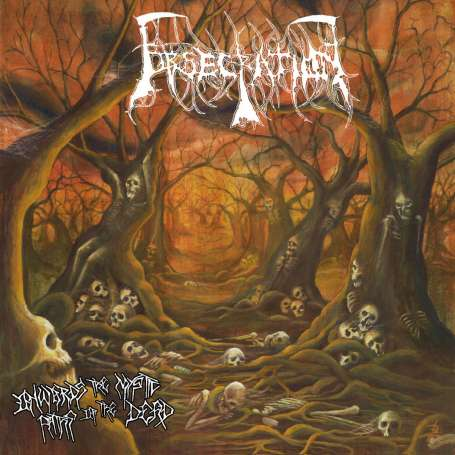 OBSECRATION -  Onwards The Mystic Paths Of The Dead - Cd Digipack