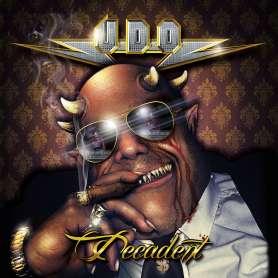 U.D.O. - Decadent - Cd