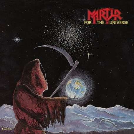 MARTYR - For The Universe - Cd Digipack