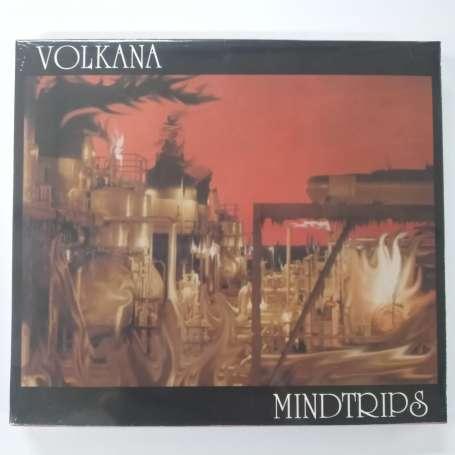 VOLCANA - Mindtrips - Cd + DVD Slipcase