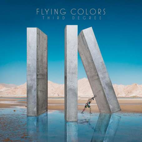 FLYING COLORS - Third Degree - Cd