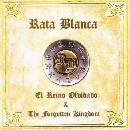 RATA BLANCA - El Reino Olvidado - The Forgotten Kingdom - 2CD