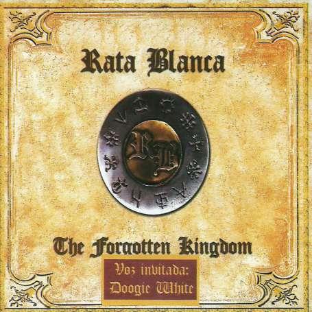 RATA BLANCA - El Reino Olvidado - The Forgotten Kingdom - 2CD DIGIBOOK