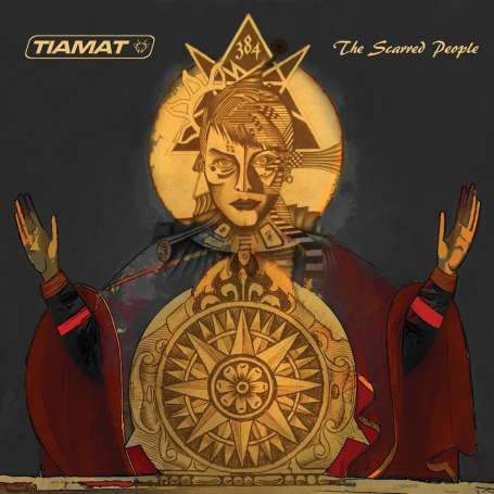 TIAMAT - The Scarred People - Cd