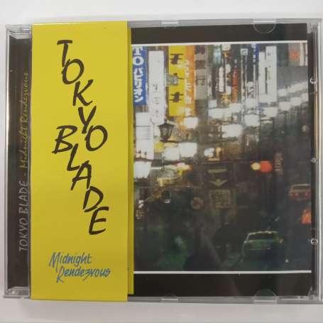 TOKYO BLADE  - Midnight Rendezvous - Cd
