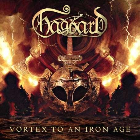 HAGBARD - Vortex to an iron age - Cd Digipack