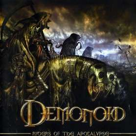 DEMONOID - Riders of the...