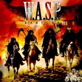 W.A.S.P - Babylon - Cd