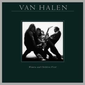VAN HALEN - Women and...