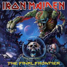 IRON MAIDEN - The final...