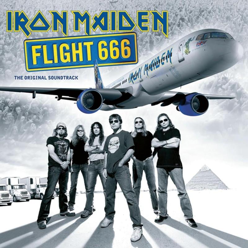 IRON MAIDEN - Flight 666: the original soundtrack