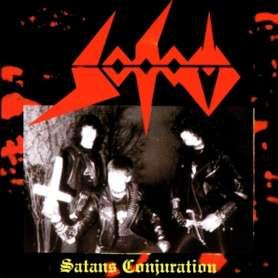 SODOM - Satans Conjuration