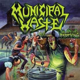 MUNICIPAL WASTE - The Art...