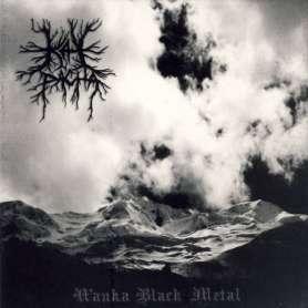 KAY PACHA - Wanka Black Metal