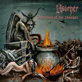 USURPER - Threshold of The...