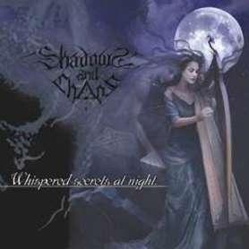 SHADOWS AND CHAOS - Whispered Secrets at Night - Cd Digi