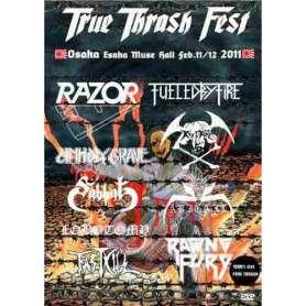 TRUE THRASH FEST 2011 - Razor