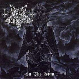 DARK FUNERAL In the sig