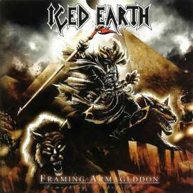 ICED EARTH - Framing...