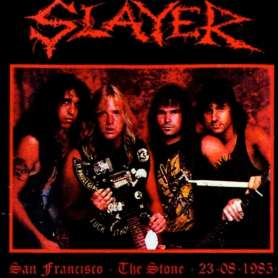 SLAYER San Francisco-the...