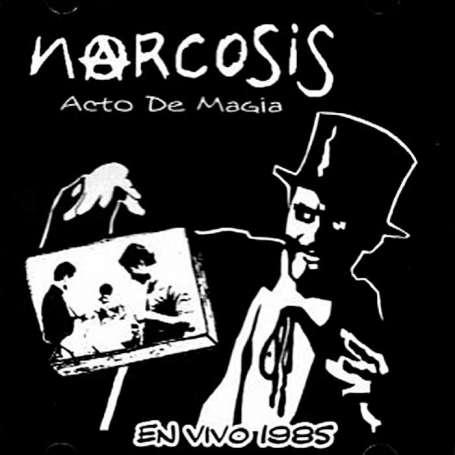 NARCOSIS - Acto de Magia - Cd
