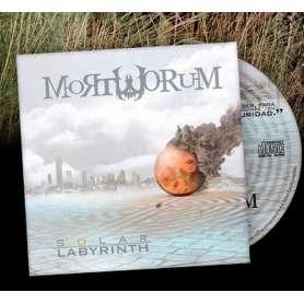MORTUORUM - Solar Labyrinth