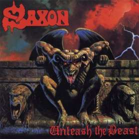 SAXON - Unleash the beast