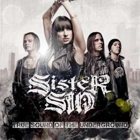 SISTER SIN - True Sound of...