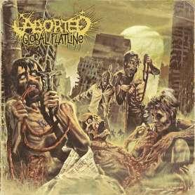 ABORTED - Global Flatline - Cd