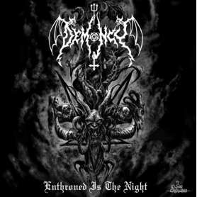 DEMONCY - Enthroned Is The...