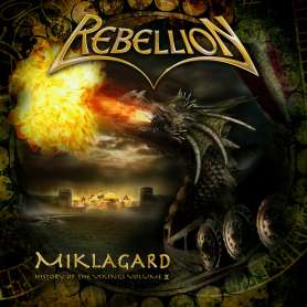 REBELLION - Miklagard (The...