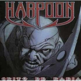 HARPOON - Grito de rabia