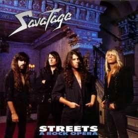 SAVATAGE - Streets A Rock...