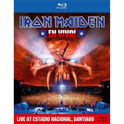 IRON MAIDEN - En vivo!...