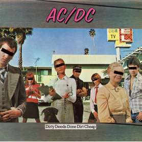 AC/DC - Dirty deeds done...