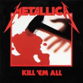 METALLICA - Kill em all - Cd