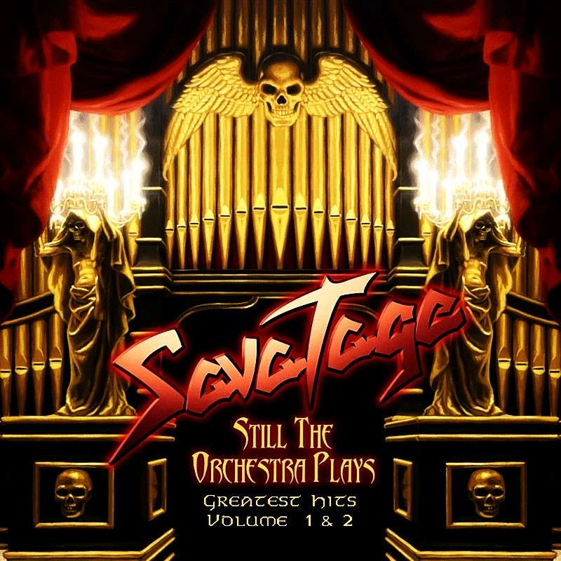 SAVATAGE - Still The Orchestra Plays Greatest Hits 1&2