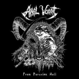 ANAL VOMIT - From Peruvian...