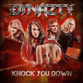 DYNAZTY - Knock you down - CD