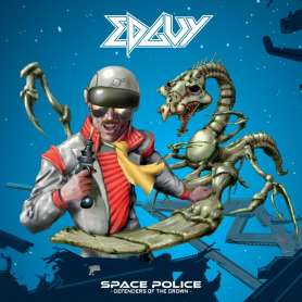 EDGUY - Space Police...