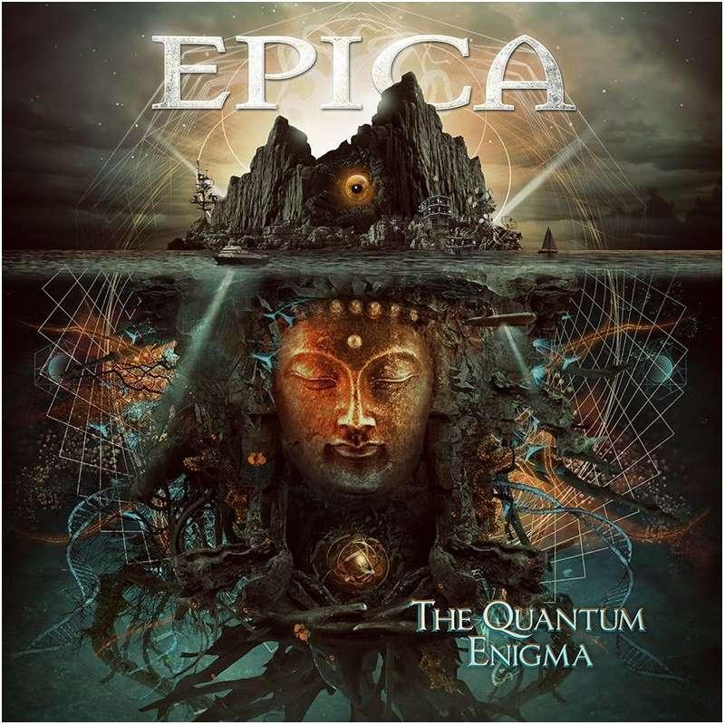 EPICA - The Quantum Enigma - Cd Slipcase