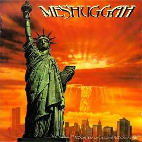 MESHUGGAH Contradictions collapse