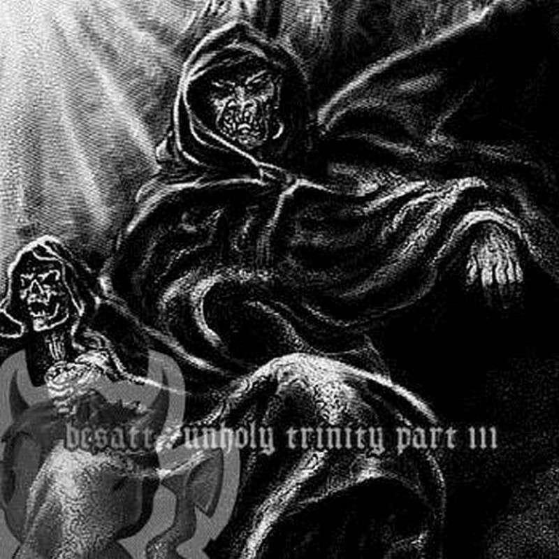 BESATT - Unholy Trinity: Part III - Unson - Cd