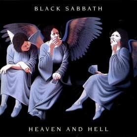 BLACK SABBATH - Heaven And...