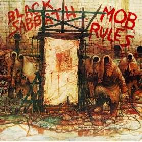 BLACK SABBATH - Mob Rules - CD SLIPCASE Deluxe